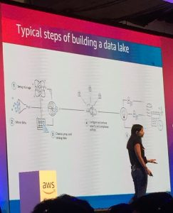 AWS Cloud Experience -  Talking about of Typical Steps of building a Data Lake