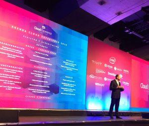 Jaime Vallés - Managing Director Latin America talking about AWS Cloud Experience
