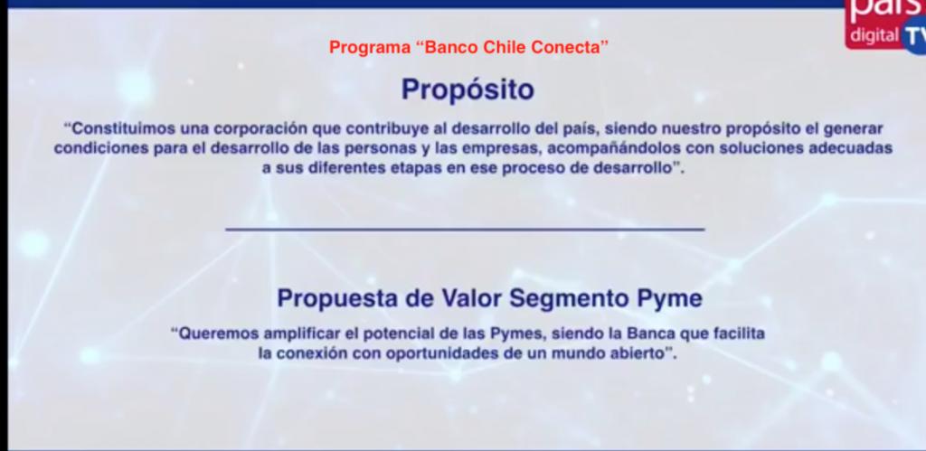Apoyo Banco Chile para la Transformación Digital en Pymes