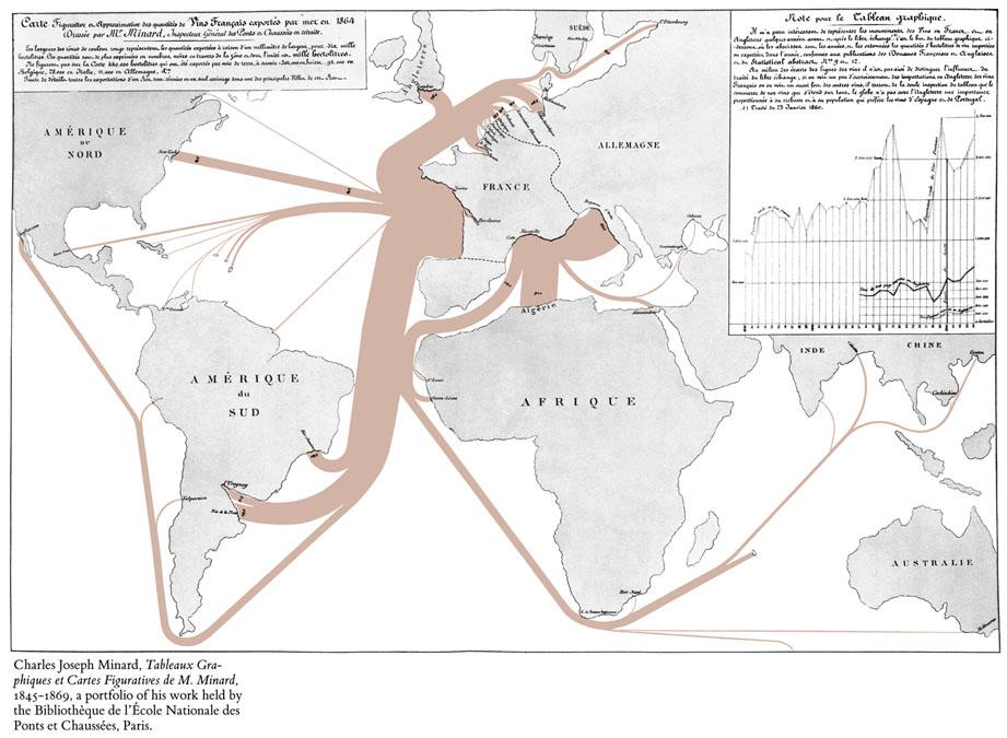 Visualización de datos cuantitativa en mapas